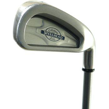 Callaway STEELHEAD X-14 Iron Individual Preowned Golf Club