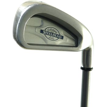 Callaway STEELHEAD X-14 Iron Individual Preowned Golf Club