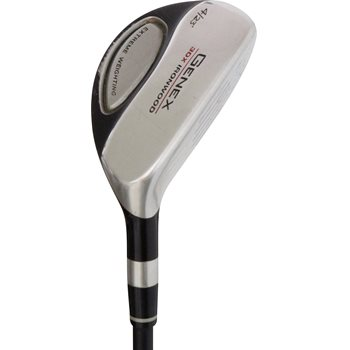 Nickent Genex 3DX Ironwood Hybrid Preowned Golf Club