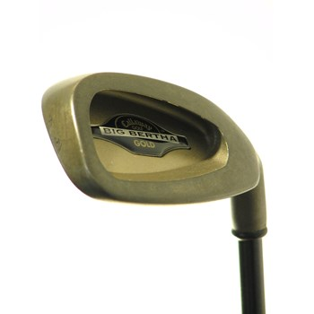 Callaway BIG BERTHA GOLD Wedge Preowned Golf Club