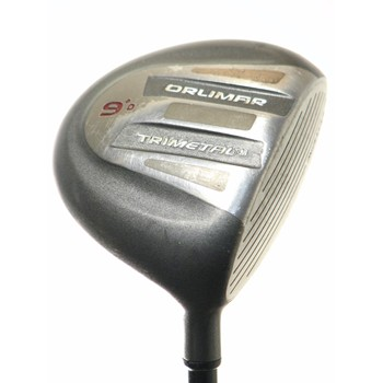Orlimar TRIMETAL D DEEP FACE Driver Preowned Golf Club
