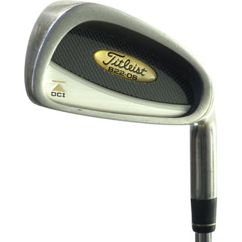 Titleist DCI 822 OVERSIZE Iron Individual Preowned Golf Club