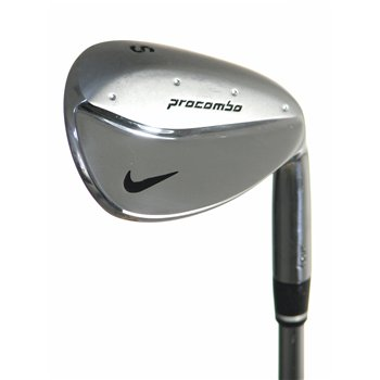 Nike FORGED PRO COMBO Wedge Preowned Golf Club