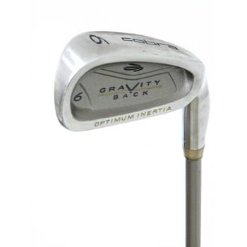 Cobra GRAVITY BACK Iron Set Preowned Golf Club