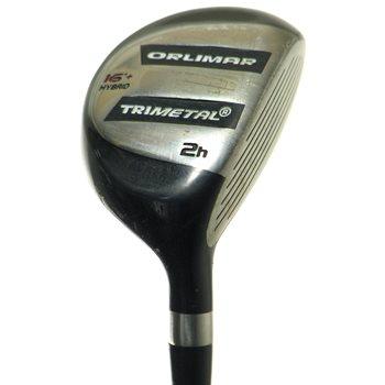 Orlimar TRIMETAL PLUS HYBRID Hybrid Preowned Golf Club