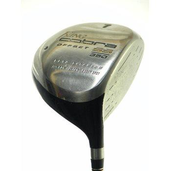 Cobra SS 350 OFFSET Driver Preowned Golf Club