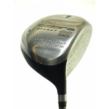 Cobra SS 350 OFFSET Driver Preowned Golf Club
