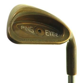 Ping EYE 2 BERYLLIUM COPPER Wedge Preowned Golf Club