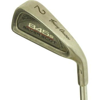 Tommy Armour 845 FS SILVER SCOT Iron Individual Preowned Golf Club