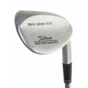 Titleist Triple Grind High Performance SS Wedge Preowned Golf Club