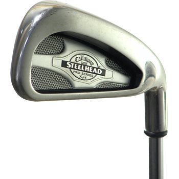 Callaway STEELHEAD X-14 PRO SERIES Iron Individual Preowned Golf Club