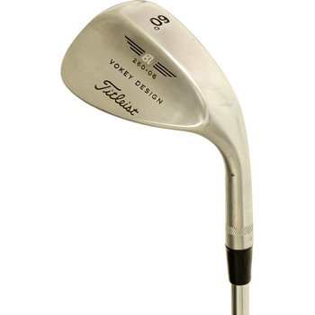 Titleist Vokey Tour Chrome Wedge Preowned Golf Club