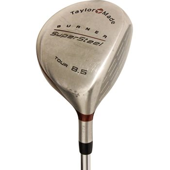 TaylorMade SUPERSTEEL TOUR Driver Preowned Golf Club