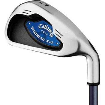 Callaway STEELHEAD X-16 Iron Individual Preowned Golf Club