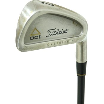 Titleist DCI OVERSIZE + Iron Individual Preowned Golf Club
