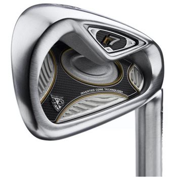TaylorMade r7 TP Iron Set Preowned Golf Club