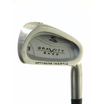 Cobra GRAVITY BACK Iron Individual Preowned Golf Club