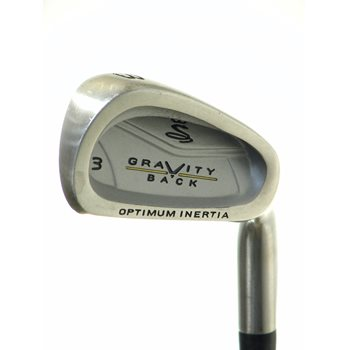 Cobra GRAVITY BACK Iron Individual Preowned Golf Club