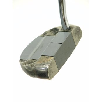 Never Compromise Gray Matter Z/I Alpha Putter Preowned Golf Club