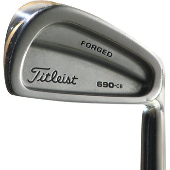Titleist 690 CB FORGED Iron Individual Preowned Golf Club