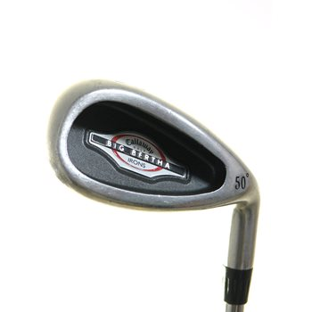 Callaway BIG BERTHA 2002 Wedge Preowned Golf Club