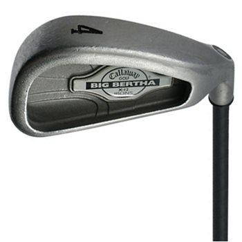Callaway BIG BERTHA X-12 Iron Individual Preowned Golf Club