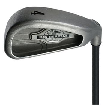 Callaway BIG BERTHA X-12 Iron Individual Preowned Golf Club