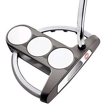 Odyssey White Steel Tri Ball SRT Putter Preowned Golf Club