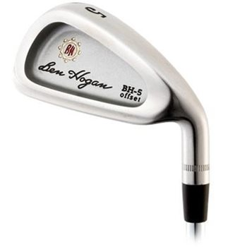 Ben Hogan BH 5 OFFSET Iron Set Preowned Golf Club