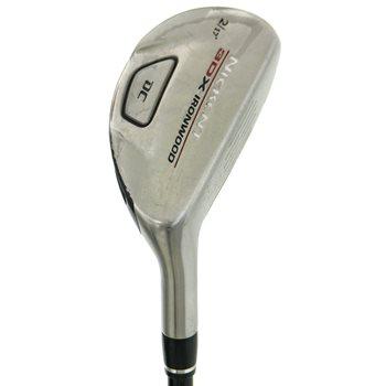 Nickent Genex 3DX Ironwood DC Hybrid Preowned Golf Club