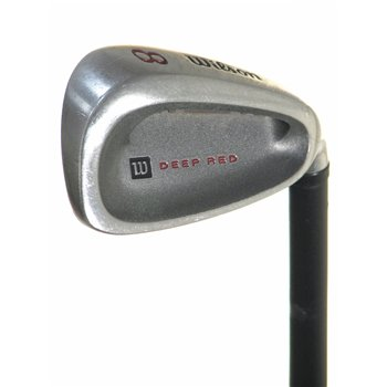 Wilson DEEP RED Iron Individual Preowned Golf Club