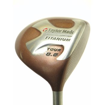 TaylorMade Titanium Bubble Tour Driver Preowned Golf Club