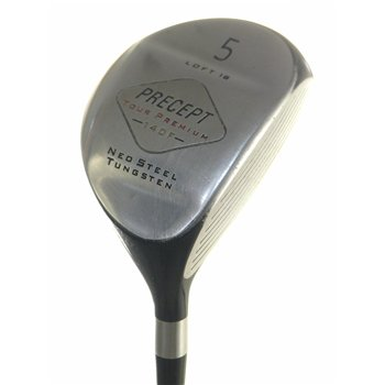 Precept Tour Premium 140F Fairway Wood Preowned Golf Club
