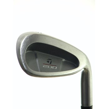 TaylorMade 200 STEEL Wedge Preowned Golf Club