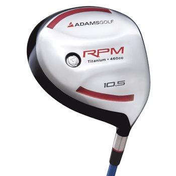 Adams RPM 460 TITANIUM Driver Preowned Golf Club