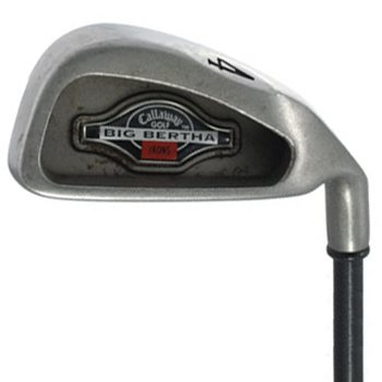 Callaway Big Bertha 1996 Iron Individual Preowned Golf Club