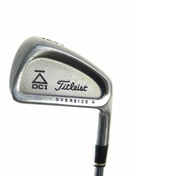 Titleist DCI OVERSIZE + Iron Set Preowned Golf Club
