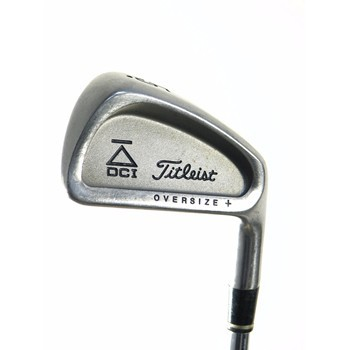 Titleist DCI OVERSIZE + Iron Set Preowned Golf Club