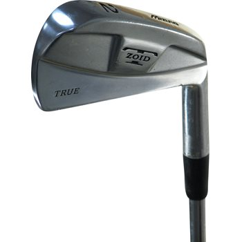 Mizuno T-ZOID TRUE Iron Individual Preowned Golf Club