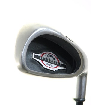 Callaway BIG BERTHA 2002 Iron Individual Preowned Golf Club