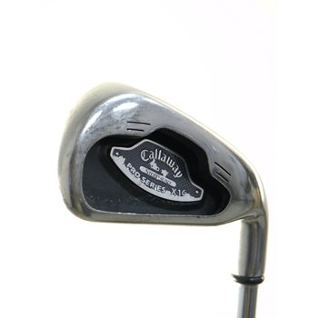 Callaway STEELHEAD X-16 PRO SERIES Iron Individual Preowned Golf Club