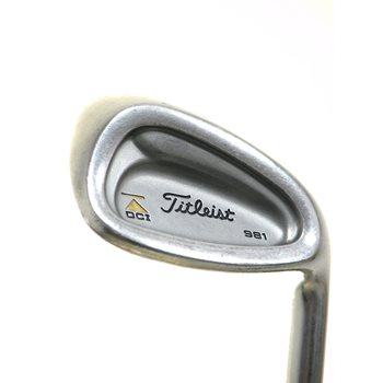 Titleist DCI 981 Wedge Preowned Golf Club