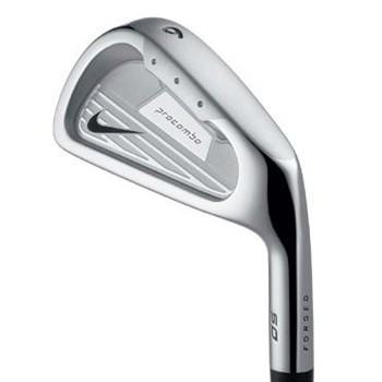Nike FORGED PRO COMBO OS Iron Individual Preowned Golf Club