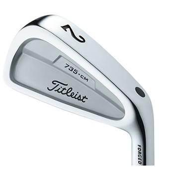 Titleist 735.CM Chrome Iron Individual Preowned Golf Club
