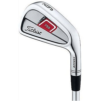 Titleist 755 Forged Iron Set Preowned Golf Club