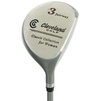Cleveland CLASSIC COLLECTION FOR WOMEN Fairway Wood Preowned Golf Club
