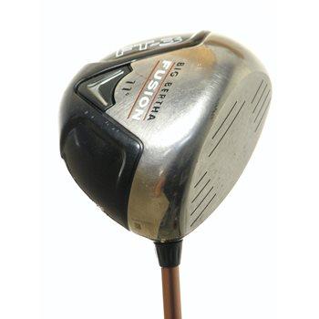 Callaway BIG BERTHA FUSION FT-3 Driver Preowned Golf Club