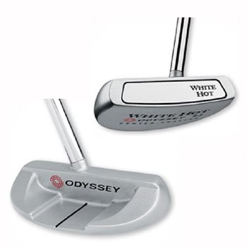 Odyssey White Hot #5 Center Shaft Putter Preowned Golf Club