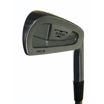 Mizuno T-ZOID PRO II FORGED Iron Individual Preowned Golf Club