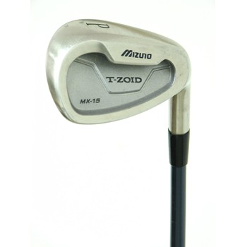 Mizuno MX-15 Iron Individual Preowned Golf Club